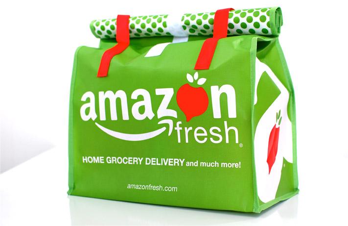 AmazonFresh, quando l'e-commerce è anche frutta e verdura