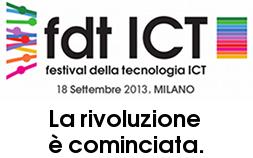 Festival della tecnologia ICT, appuntamento a Milano il 18 settembre