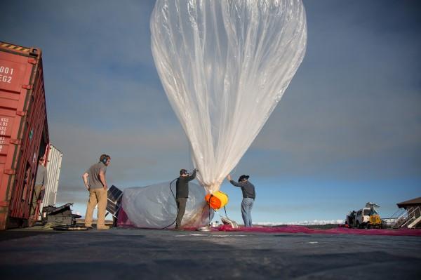 Google Balloon, ecco come portare il web nelle zone più remote