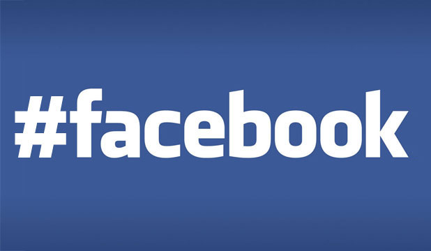 Facebook, adesso arriva anche l'hastag