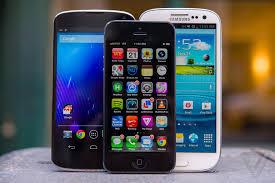 Smartphone, è boom di vendite nel 2013