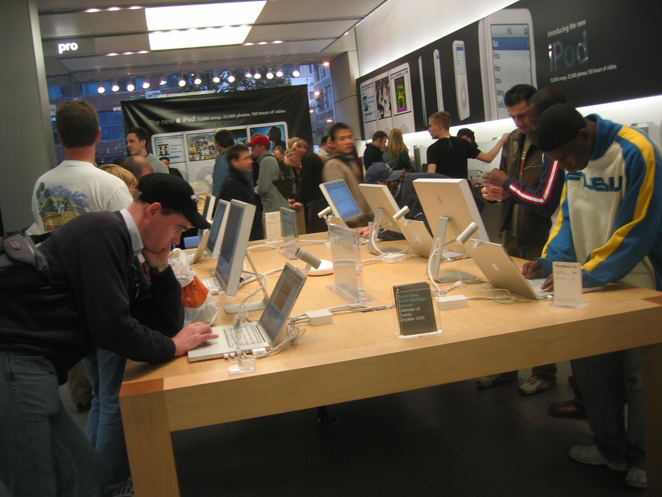 Apple, nuovo store a Roma nel 2014