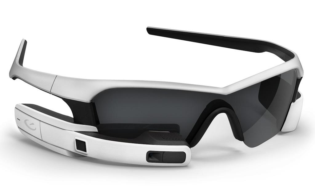 Google Glass ha un rivale, ecco i Recon Jet