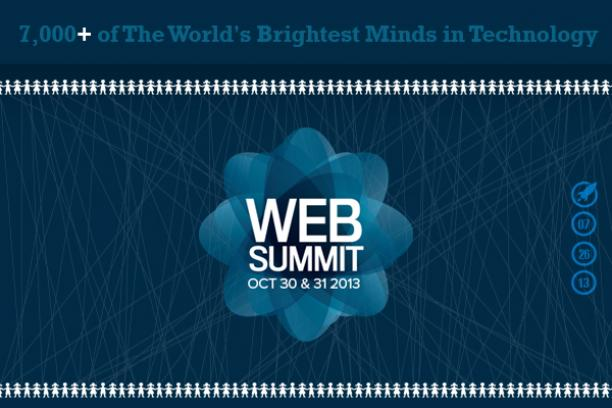 Startup e innovazione a Dublino per il Web Summit 2013