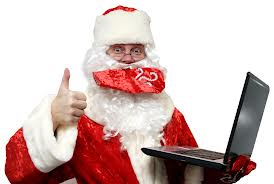 Anche Babbo Natale preferisce l'e-commerce