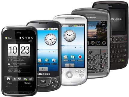Smartphone e mobile, una crescita senza fine…