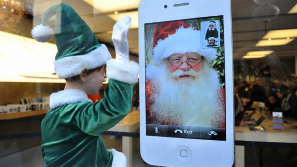 Natale 2013, crescono gli acquisti da mobile
