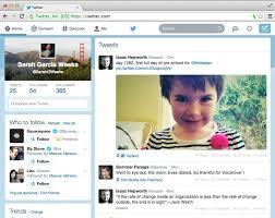 Nuova vita per Twitter, via al nuovo look