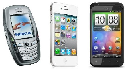 Mobile, gli smartphone superano i telefonini…ed era ora!