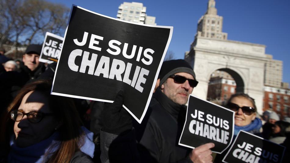 #JeSuisCharlie, la solidarietà è anche e soprattutto online