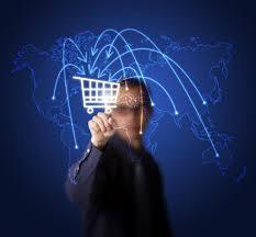 Commercio online: vince chi esporta, boom del mobile
