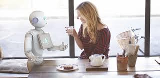 """Con """"Pepper"""" inizia l'era dei Robot umanoidi"""