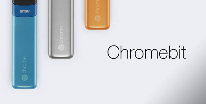 Google lancia Chromebit
