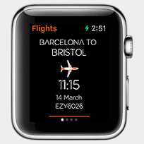 Apple Watch, il settore travel non si fa attendere