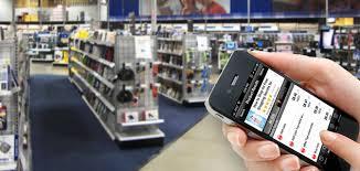 Shopping online, vetrine fisiche per acquisti virtuali