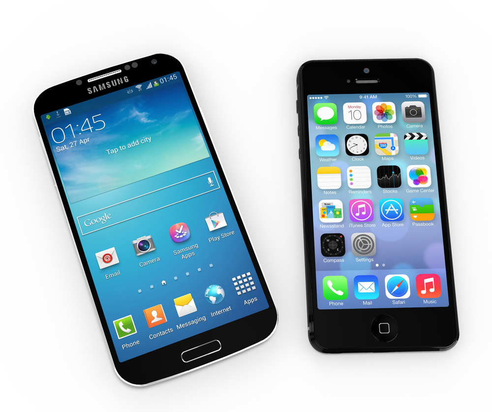 Apple e Samsung, password a rischio